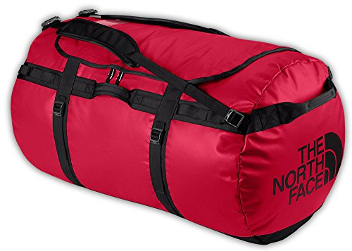 The North Face Unisex Base Camp Duffel-S Reisetasche TNF RED/TNF BLACK