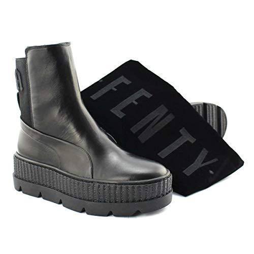 a30b6f3f Puma X Fenty Chelsea Sneaker Boot WN's 366266 03 Leder Stiefel by Rihanna 37