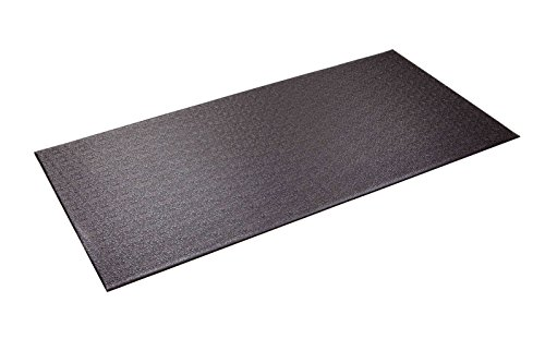 SuperMats Heavy Duty Equipment Mat 13GS Made in U.S.A. für Indoor Cycles Recumbent Bikes Upright Exercise Bikes and Steppers (76.2 cm x 152,4 cm)