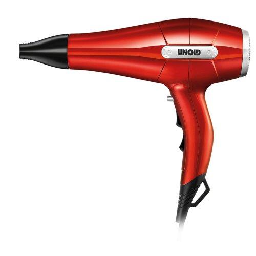 Der Angetrieben, Air-motor (Unold 87304 Haartrockner Pro Red Metallic)