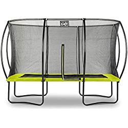 EXIT Trampoline Silhouette 244 x 366 cm - Vert
