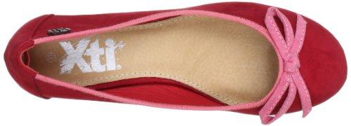 XTI 25933 SP13, Scarpe col tacco donna Rosso (Rot (rojo (red) X27))