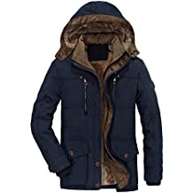 cheap for discount 70fc3 7abe9 Amazon.it: giubbotto uomo invernale - Blu
