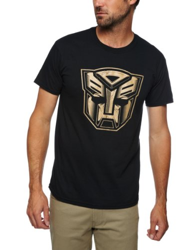 SHIELD GOLD T-Shirt Schwarz S ()