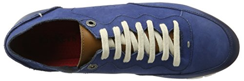 Kickers - Rovigel, Scarpe stringate Uomo blu (marine)
