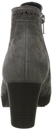 Gabor Damen Basic Stiefel Grau (19 Dark-Grey)