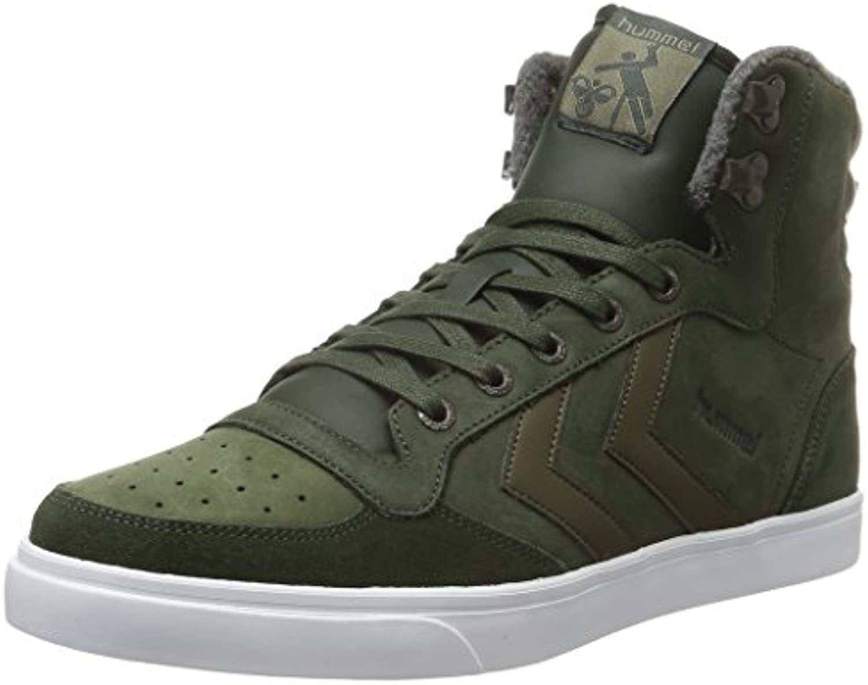 Hummel Stadil Winter Sneaker, Zapatillas Altas Unisex Adulto