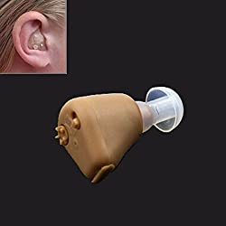 Generic US Standard Plug : Axon K-88 Rechargeable Hearing Aids In-ear Mini Invisible Sound Amplifier Ear Aid Adjustable Tone