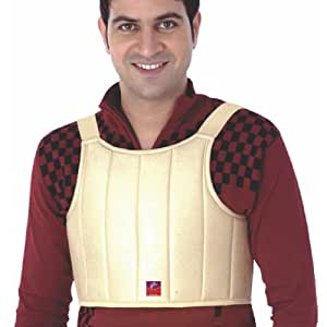 Flamingo Chest Guard - Small