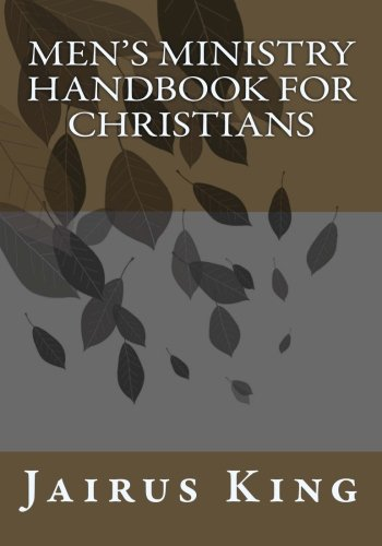 Men's Ministry Handbook for Christians