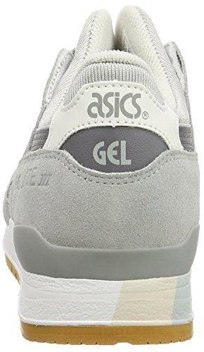 ASICS Gel-Lyte III, Unisex-Erwachsene Outdoor Fitnessschuhe Grau (Light Grey/Grey 1311)