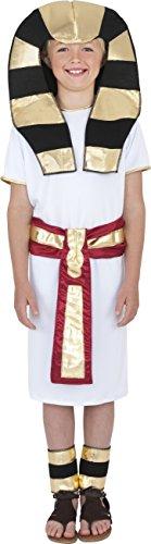 Imagen de smiffy's  disfraz de egipcio para niño, talla m 7  9 años  38656m