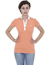 Fred Perry Fred Perry Womens Polo 31162362 0036 ARANCIONE