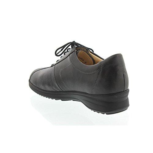 Finn Comfort  Maastricht, Chaussures de ville à lacets pour femme d´grau