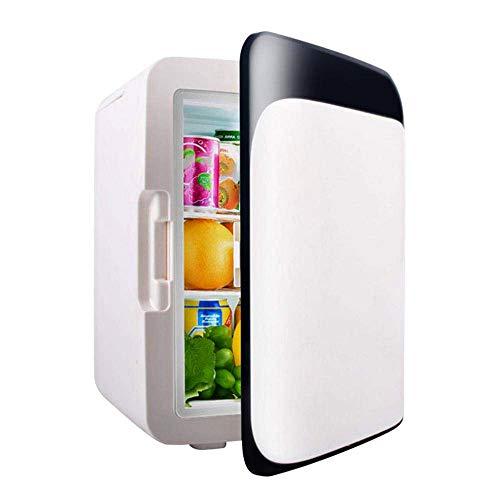 SHENGY 12V 10L tragbarer Kühlschrank, Multifunktions-Home-Camping-Gefrierschrank, Reisemedizin und Lebensmittel zum Kühlen oder Warmhalten,B