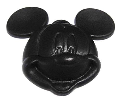 1 Stück LOLLIPOP® 'Ballongewicht - Mickey Mouse', schwarz, ca. 15 g schwer