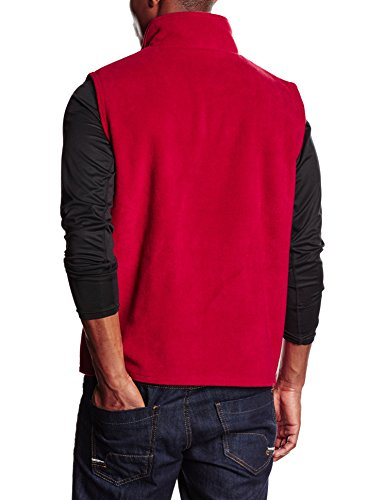 Result Herren Weste Polartherm(tm) Bodywarmer Rot (Red)