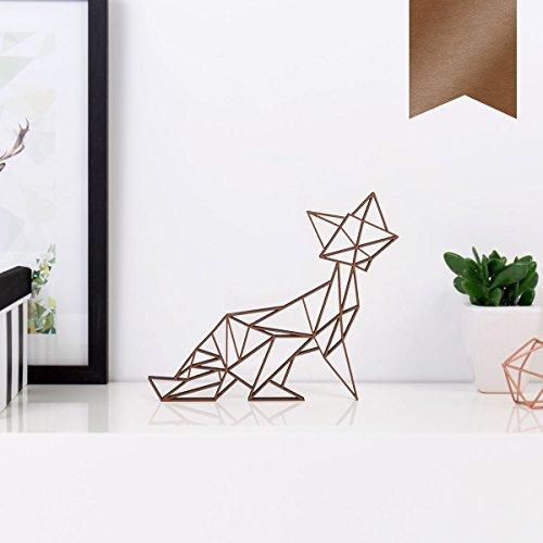 kleinlaut-3d-origamis-aus-holz-wahle-ein-motiv-farbe-fuchs-10-x-85-cm-s-kupfer