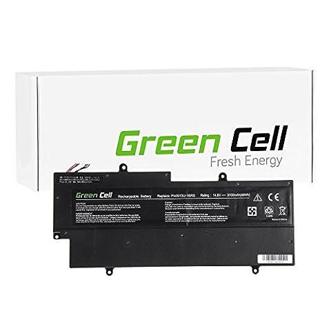 Toshiba Z830 - Green Cell® Batterie pour Toshiba Portege Z830-10F