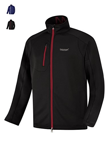 Men's Golf Jacket Lightweight Full Zip Training Running Active Autumn