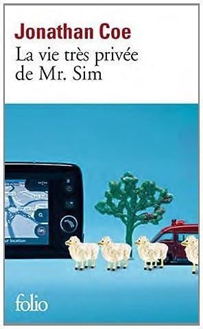 La vie très privée de Mr Sim de Coe.Jonathan (2012) Broché