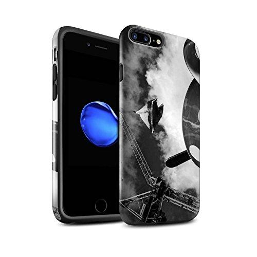 STUFF4 Glanz Harten Stoßfest Hülle / Case für Apple iPhone 7 Plus / Lust Tasse Tee Muster / Vorstellen Kollektion Lust Tasse Tee
