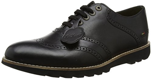 Kickers Men's Kymbo Classic Lthr Am Brogues, Black (Black), 10.5 UK 45...