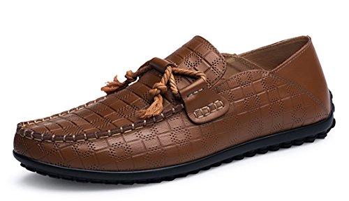 TDA ,  Herren Sneaker Low-Tops Braun