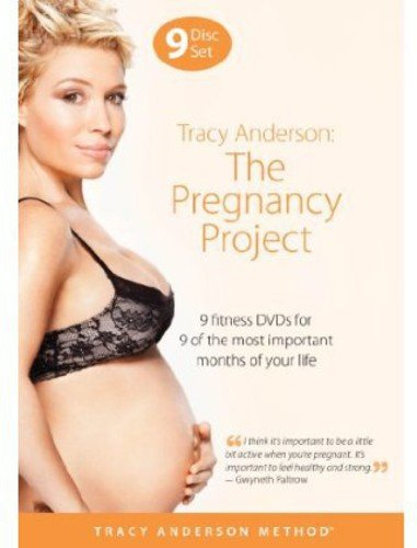 Tracy Anderson: The Pregnancy Project [9 DVDs] [US Import]