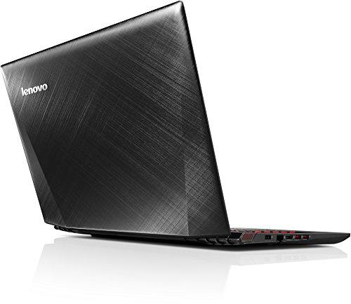 Lenovo Y50 70 396 cm 156 Zoll whole HD IPS Gaming Notebook Intel root i7 4720HQ Quad root Prozessor 36GHz 8GB RAM 256GB SSD NVIDIA GeForce GTX 960M kein Betriebssystem schwarz Notebooks