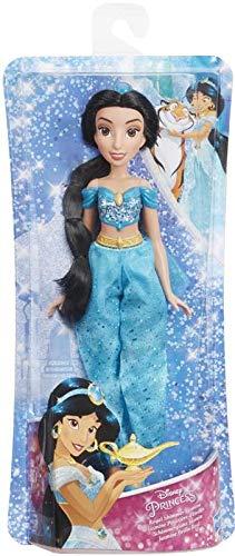 Disney Prinzessin. Jasmin schimmern. Jasmine ist bereit für Schimmernde Abenteuer mit Ihrer kleinen Prinzessin! (Prinzessin Jasmin Kostüm Tiara)
