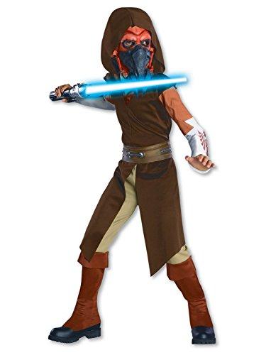 Star Wars Plo Koon Kostüm Deluxe für ()