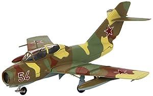 Easy Model 37135 Mig-15 UTI Red 54 - Caza a escala Fuerzas Aéreas rusas Importado de Alemania