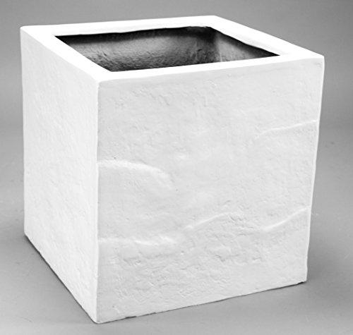 Pflanzkübel fiberglas weiß »–› PreisSuchmaschine.de