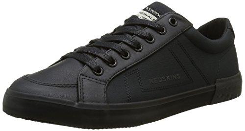 Redskins Herren Sabar Sneaker Schwarz - Noir (Noir Noir Am)