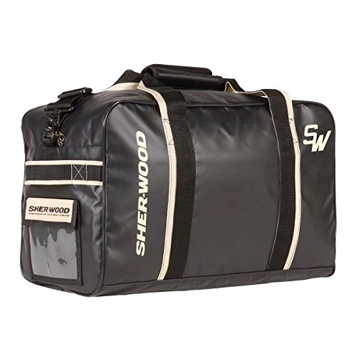 Sherwood Heritage Duffle Bag Schwarz