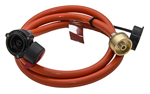 Char-Broil 140 532 - Hose and Regulator Adaptor Kit for 180 Patio Bistro and X200 Grill2Go Grills.