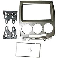 dkmus doppio DIN Autoradio Stereo Kit di installazione Trim Dash DVD per Ford I-Max 2007Mazda 5Premacy 2005fino a fascia cornice