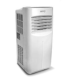 CAMRY climatiseur Mobile 9000BTU Blanc