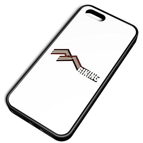 Smartcover Case Mountain Biking z.B. für Iphone 5 / 5S, Iphone 6 / 6S, Samsung S6 und S6 EDGE mit griffigem Gummirand und coolem Print, Smartphone Hülle:Samsung S6 EDGE weiss Iphone 5 / 5S schwarz