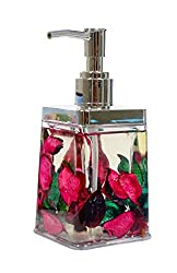 Contemporary Liquid Soap Dispenser - Multicolor