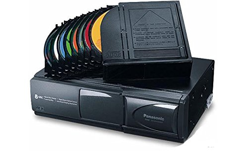Panasonic CX-DP 88 Cambia CD
