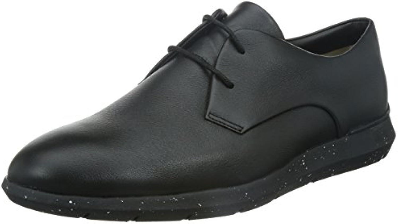 Clarks-Javan da uomo Walk, scarpe In pelle, Coloreeee    nero | Shopping Online  fd0438