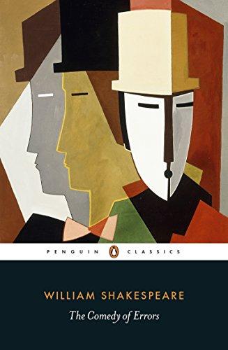 The Comedy of Errors (Penguin Classics) (English Edition)