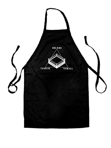 One Ring Rule - Unisex Fit Adult Apron - 8 Colours
