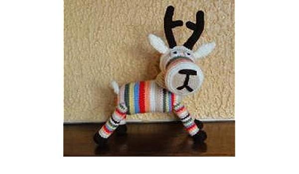 Amigurumi Cute Donkey Crochet Pattern » Amigurumi Crochet Patterns ... | 350x600