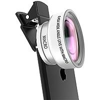 BidFun Professional HD Kit Camera Lens per Silver del telefono