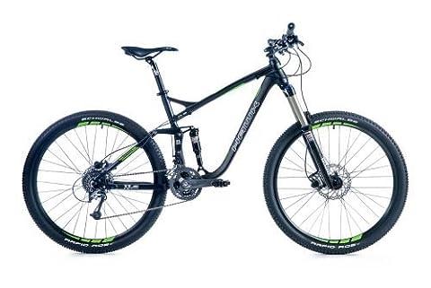 HAWK Mountainbike Seventyseven , RH 50, 27,5 Zoll, 27 Gang, Hydraulische Scheibenbremsen 70 cm (27,5 Zoll)