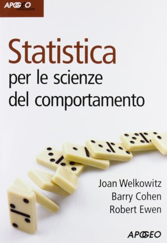 Statistica per le scienze del comportamento