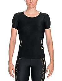 Skins Damen A400 A400 Womens Top Short Sleeve